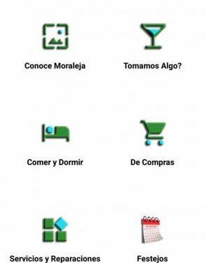 La App 'Visita Moraleja' estrena nueva sección bajo el nombre 'Festejos' con motivo de las fiestas