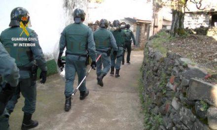 Cae en el norte de Cáceres una banda criminal responsables de numerosos robos