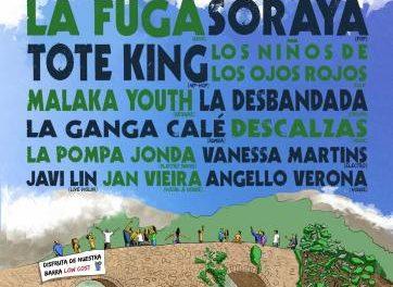La VIII edición del festival VeraSummer se celebrará del 5 al 7 de agosto en Losar de la Vera