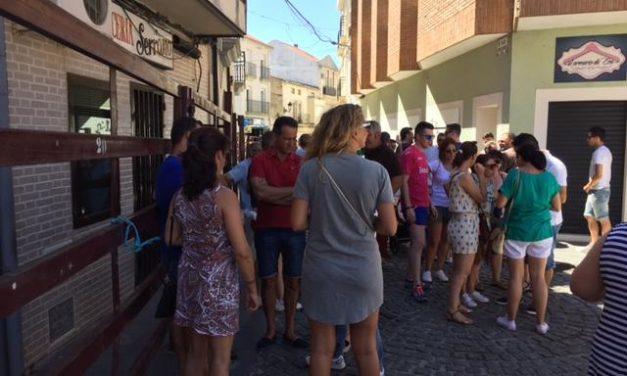 Los novillos de Zalduendo ofrecen un encierro limpio en la segunda jornada de San Buenaventura