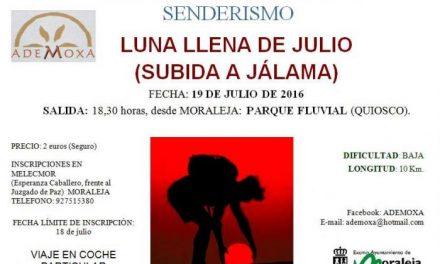 La Asociación Deportiva Xálima celebrará en la tarde de este martes su tradicional subida al monte Jálama