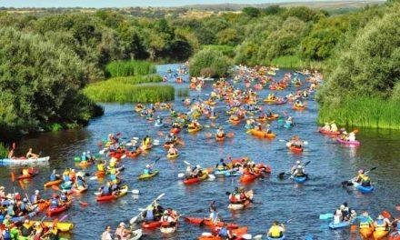 Coria continúa inmersa en los preparativos para celebrar el 7 de agosto el IX Descenso del Río Alagón