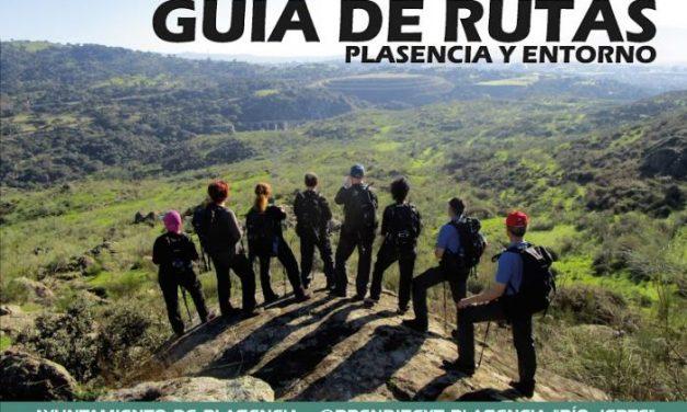 """Alumnos de """"Aprendizext"""" de la ciudad de Plasencia elaboran un guía de rutas naturales"""