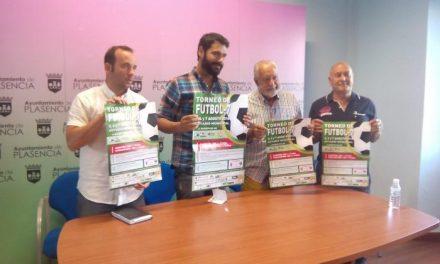 La Concejalía de Deportes de Plasencia organiza el primer Torneo de Fútbol 7 a beneficio de Placeat