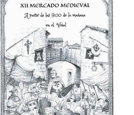 El municipio de Cilleros acogerá el próximo domingo la celebración del XII Mercado Medieval