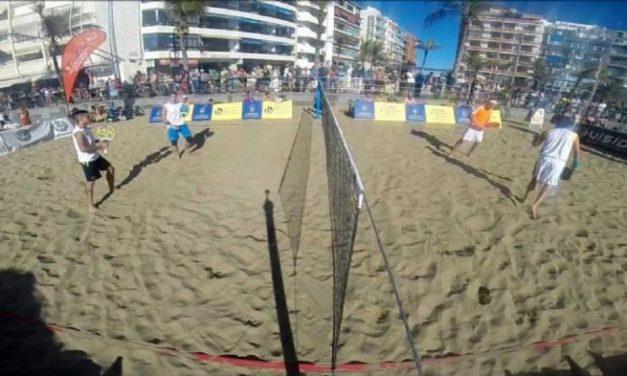 El plazo de inscripción para el I Torneo de Tenis-Playa de Coria se encuentra abierto hasta el próximo día 2