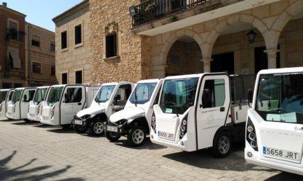 El Ayuntamiento de Coria apuesta por el ahorro energético con la compra de ocho vehículos eléctricos