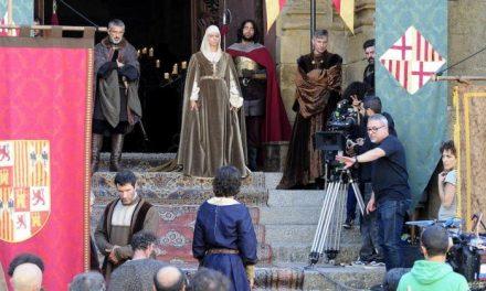 El rodaje de la serie Romeo y Julieta comienza el próximo día 11  en la ciudad de Plasencia