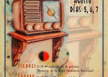 La XII Jornadas del Emigrante de Malpartida de Plasencia homenajean a la radio el próximo domingo