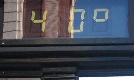 Badajoz y Plasencia registran las temperaturas máximas más altas de España durante la jornada de este domingo