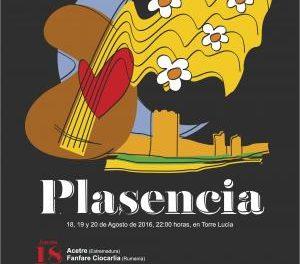 Plasencia acogerá la XXI edición del Festival Internacional Folk el fin de semana del 18 al 20