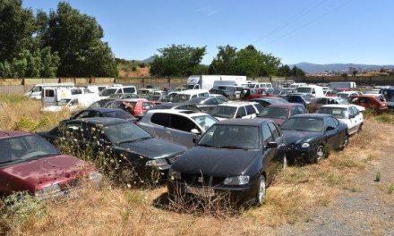 Plasencia adjudica por 31.000 euros los vehículos de la Finca Capote a la empresa Movilidad Extremadura