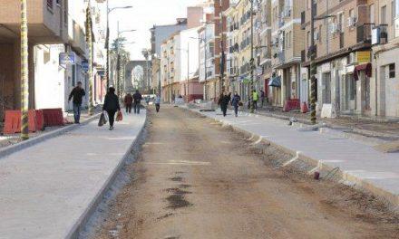 La empresa que ejecuta las obras de Sor Valentina Mirón ha sido penalizada con 4.168,92 euros por demora