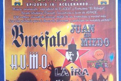 La IV edición del Festival Summer Gil se celebrará el próximo 27 de agosto con grupos como La Ira y Humo