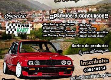 Cabezuela del Valle acogerá la I Concentración de Coches Clásicos y Racing el próximo día 20