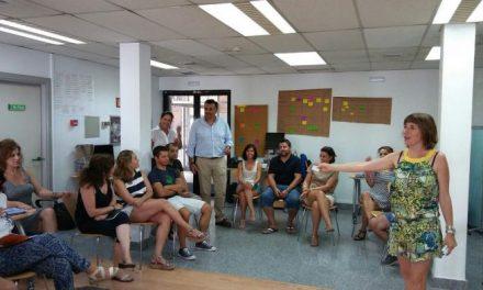 Balance positivo del primer mes de andadura de la Lanzadera de Empleo de Coria