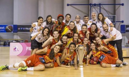 La placentina Mamen Blanco se proclama campeona de Europa en el Europeo U16 en Italia