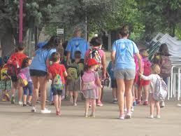 Un total de 35 niños participará en un campamento solidario en Hernán Pérez
