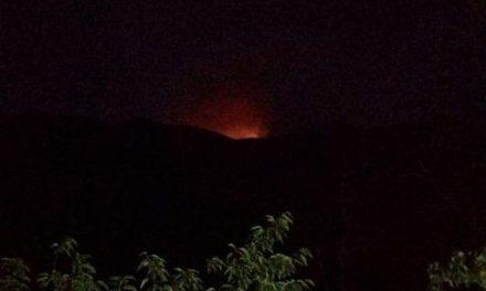 El incendio registrado en La Garganta de los Infiernos impide visitar zonas más allá de los Pilones