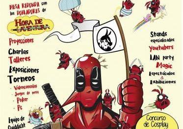 La XII edición de la Gumiparty se celebrará en Plasencia del 30 de septiembre al 2 de octubre