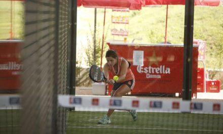 La moralejana Paula Josemaría participa en la última edición del torneo World Pádel Tour en Alicante