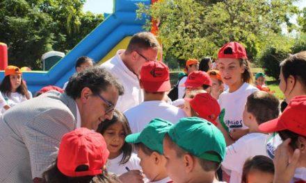 Los Espacios Educativos Saludables llegan a más de 1.000 niños de 31 localidades extremeñas