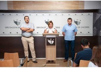 Más de 30 municipios solicitan los Fondos Financieros de Anticipo de la Diputación de Cáceres