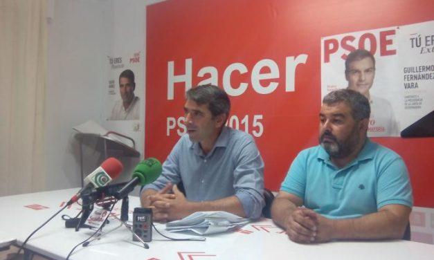 El PSOE de Plasencia se niega a la privatización de los servicios de limpieza en las instalaciones deportivas
