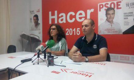 El PSOE de Plasencia denuncia la falta de información sobre el caso de La Vinosilla