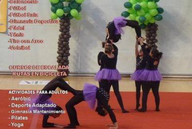 El consistorio de Moraleja abrirá este miércoles el plazo de inscripción en las escuelas deportivas