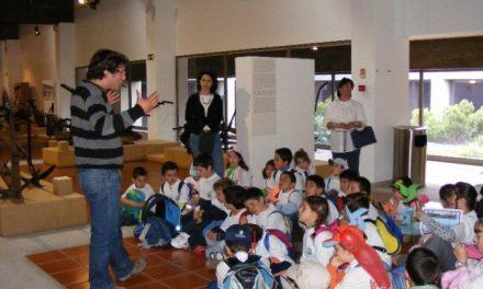 Alumnos de Las Hurdes intercambian experiencias con niños portugueses de Idanha-a-Nova