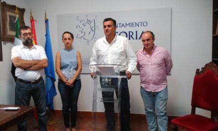 Ballestero insta al PSOE a presentar en la Junta una iniciativa para el arreglo de la entrada por la EX-109