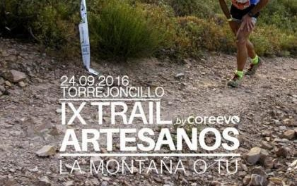 Torrejoncillo ultima los preparativos del IX Trail Artesanos que tendrá lugar este sábado