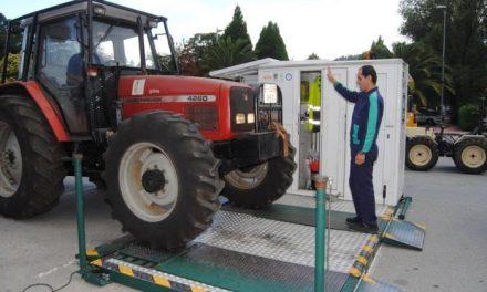 APAG ASAJA considera abusivas las tasas de la ITV puestas para los tractores en la región