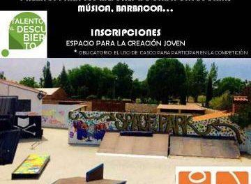 La pista de skate de Moraleja será el escenario de la II Rawer Jam organizada por el Espacio Joven