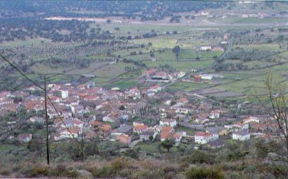 Un hombre de 76 años resulta herido al salirse de la carretera su vehículo en Villar de Plasencia