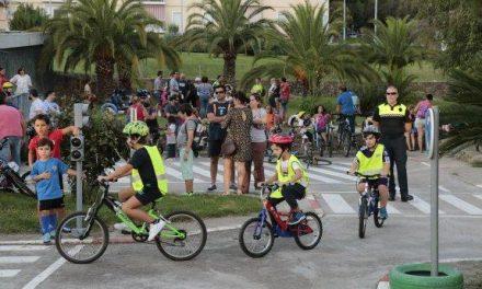 Cerca de 1.000 personas participan de forma activa en la Semana de la Movilidad en Plasencia