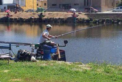El moralejano José Alfonso Pardo se proclama ganador del Campeonato Regional de Pesca celebrado en Moraleja