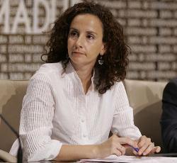 La diputada placentina Pilar Lucio empeora su posición en el Congreso tras la dimisión de Pedro Sánchez