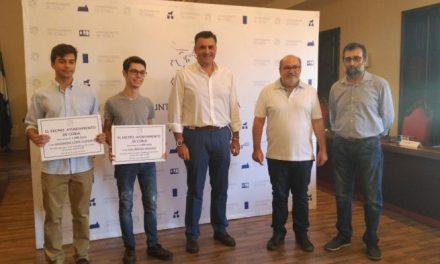 El Ayuntamiento de Coria premia con 1.000 euros a los mejores expedientes de Bachillerato del pasado curso