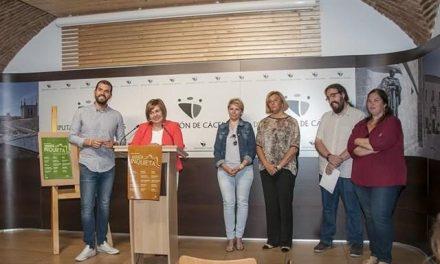 La Diputación de Cáceres pone en marcha el proyecto 'Provincia Inquieta' que llega a todas las mancomunidades