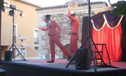 """Moraleja disfruta hasta este domingo del V Festival de Teatro de Calle """"Villa de Moraleja-Integra con Arte"""""""