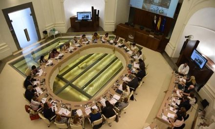 La Asamblea de Extremadura abordó esta semana la reunión  de la lucha por la igualdad de género