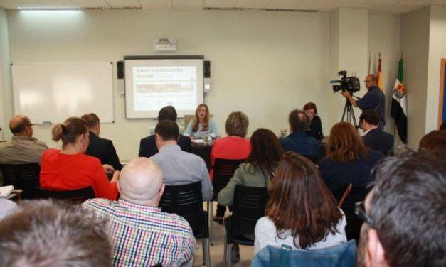 La Junta pone en marcha el Programa de Emprendimiento Social en Extremadura