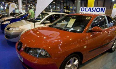 El precio medio de vehículos de ocasión sube 13% en septiembre en la región de Extremadura