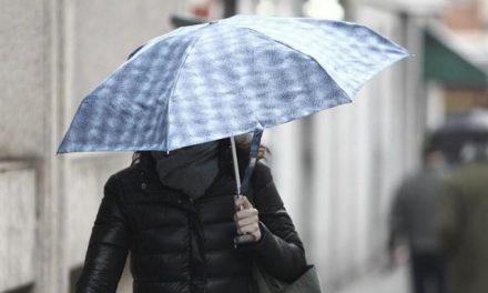 El 112 declara alerta amarilla por lluvias para este miércoles en la región de Extremadura