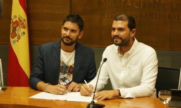 La Diputación de Cáceres y la Federación Extremeña de Folclore ponen en marcha el programa Enraizarte