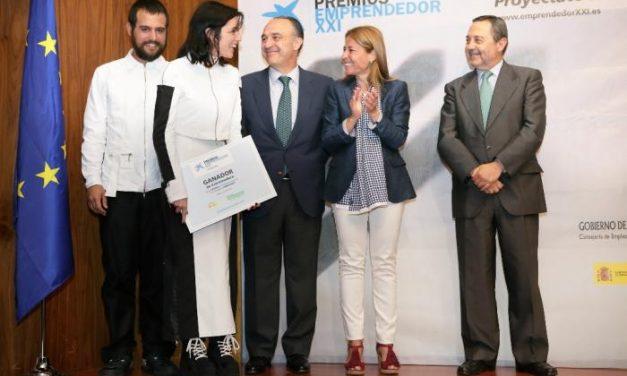 Cuatro empresas extremeñas alcanzan la final del Premio Emprendedor XXI de Extremadura