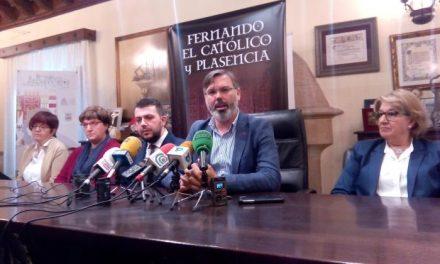 Plasencia realiza una exposición con motivo del V centenario de la muerte de Fernando El Católico