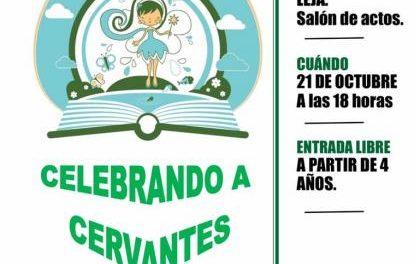 El grupo Atakama acercará la figura de Cervantes a los más pequeños de Moraleja con un cuentacuentos